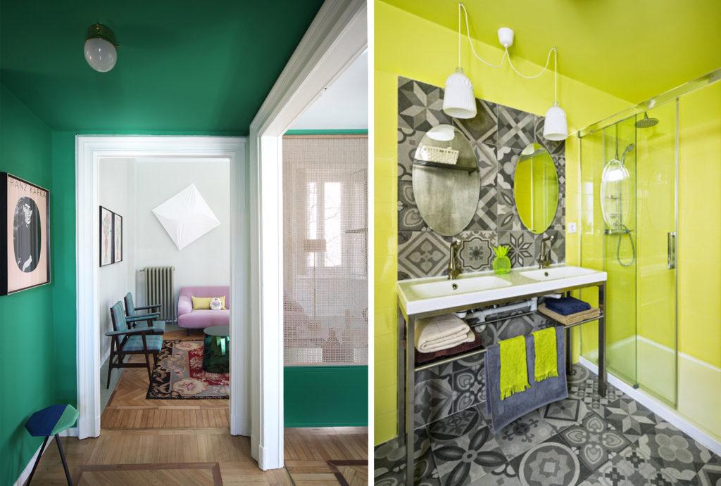 2d1f2d708e Se l'idea di colorare le pareti non vi stuzzica, avete mai pensato di  applicare una bella carta da parati per decorare la vostra abitazione e  dare un tocco ...