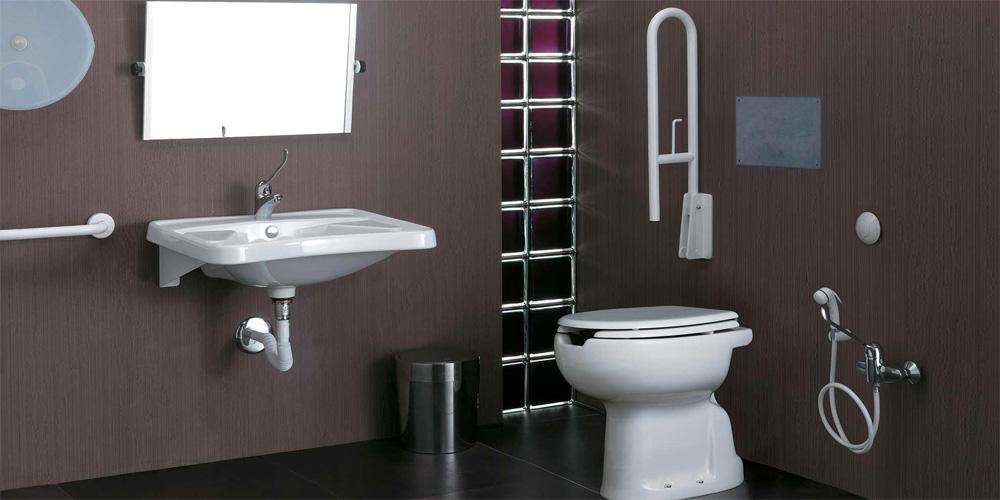 Accessori Da Bagno Per Disabili.Bagno Per Disabili Progettazione E Agevolazioni Previste