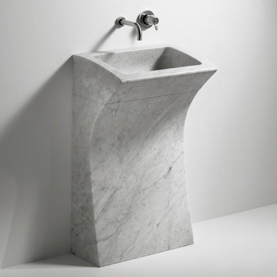 Lavabo Lito 3 con rubinetteria Fez