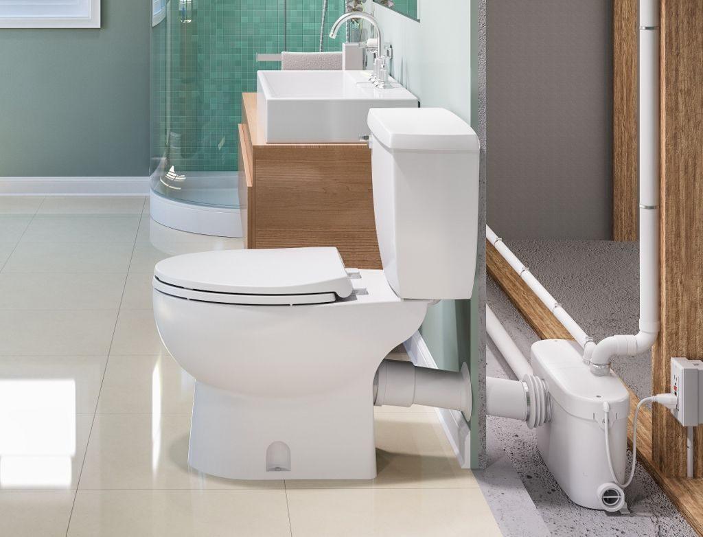 Bagno In Camera Senza Scarico : Sanitrit il bagno che non c era trituratore italstroy