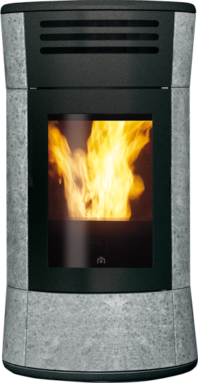 Risultato immagini per termostufa cherie up h PIETRA OLLARE edilkamin